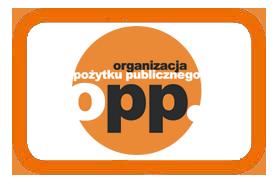 Posiadamy status organizacji OPP